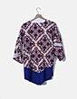 Kimono estampado étnico NoName