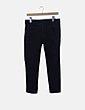 Jeans denim negro pitillo Zara