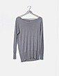 Jersey gris glitter Easy Wear
