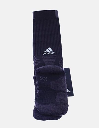 Calcetines negros altos