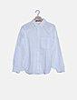 Camisa básica blanca Zara