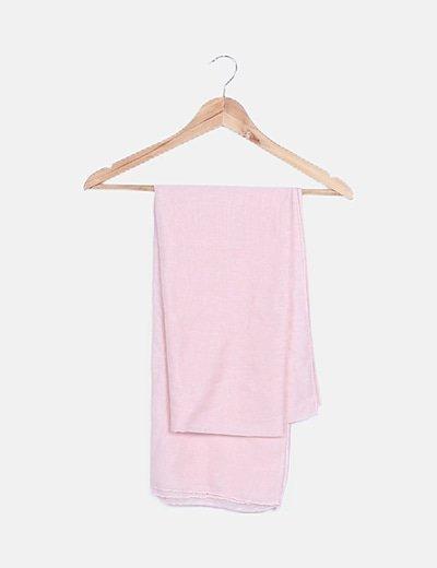 Pañuelo rosa claro