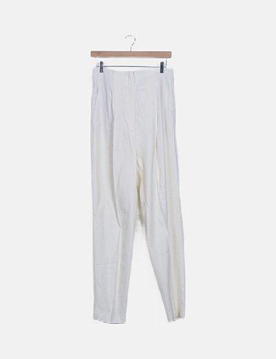 Pantalón baggy texturizado