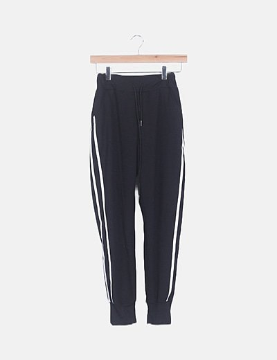 Pantalón deporte negro