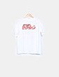Camiseta blanca print sailor moon NoName