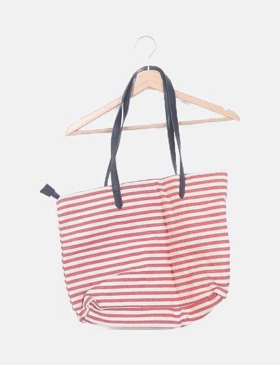 Shopper navy