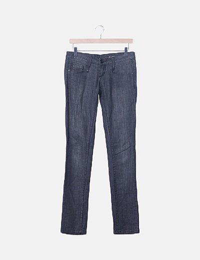 Jeans gris denim