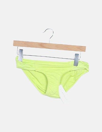 Braga bikini verde