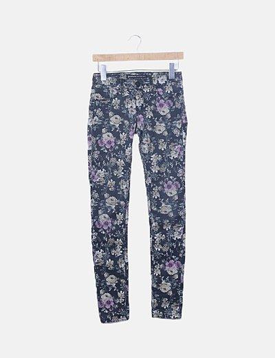 Jeans floral