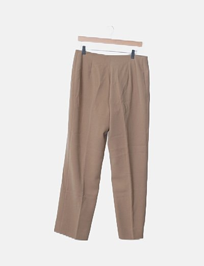 Bandas Rojas straight trousers