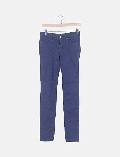 Jeans azul marino