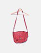 Bolso satchel rojo Suiteblanco