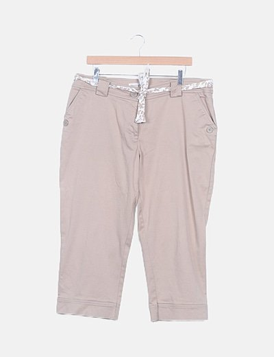 Yessica cropped trousers
