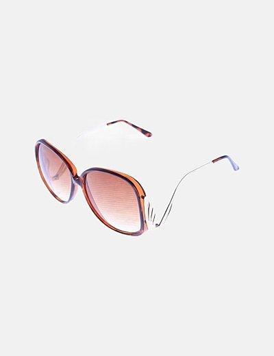 Gafas de sol montura carey