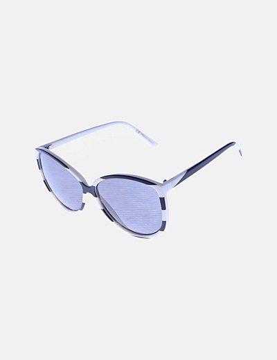 Gafas de sol montura rayas