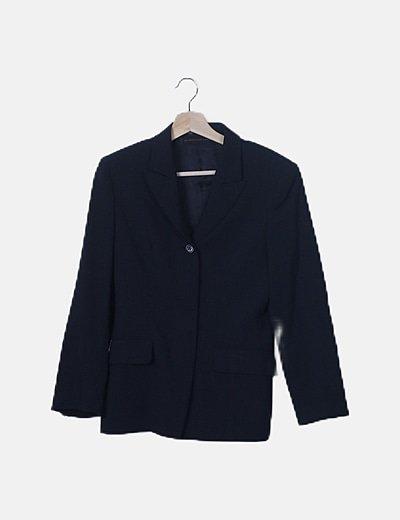 Blazer vintage negra