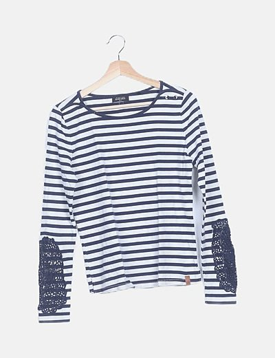 Suéter navy