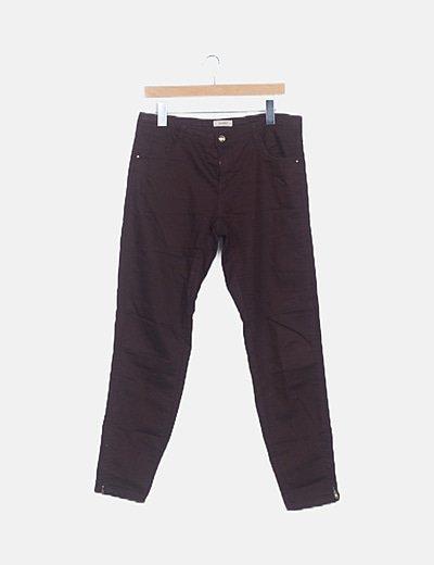 Jeans granate