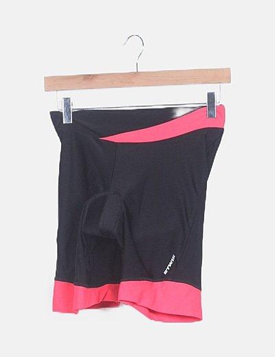 Pantalón ciclismo negro