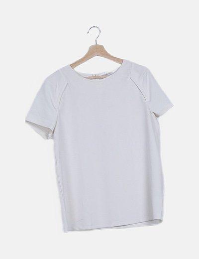 Camiseta neopreno blanca