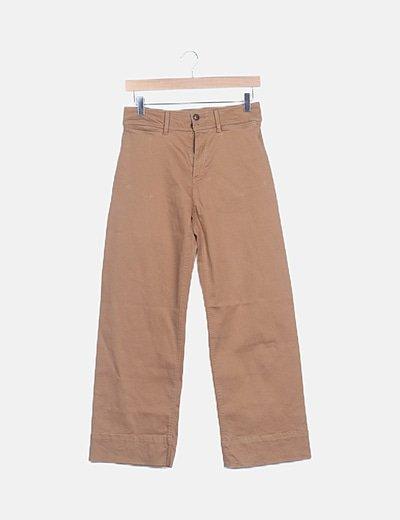 Pantalón camel
