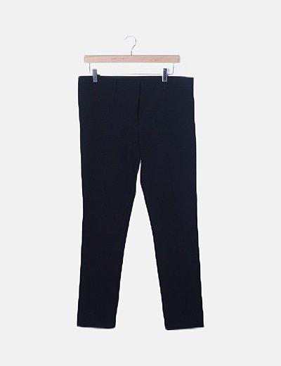 Pantalón negro chino