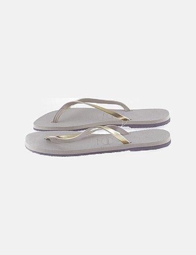 Sapatos rasos Havaianas