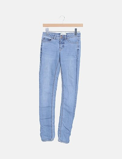 Pantalón denim ripped