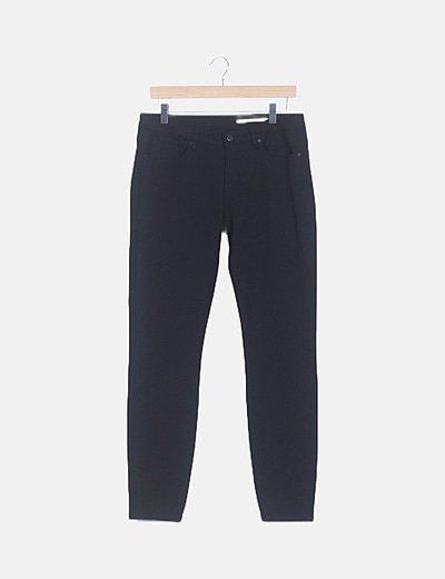 Jeans negros pitillos