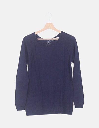 Jersey tricot con lazada