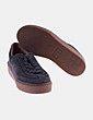 Sneaker khaki acordonada Zara