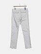 Pantalón blanco detalles amarillos Polo Jeans