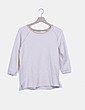 Camiseta nude texturizada Pull&Bear