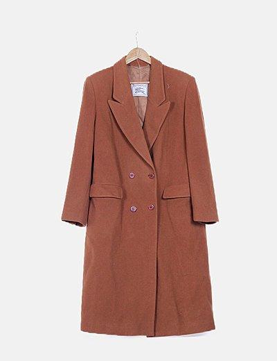 Burberrys long coat