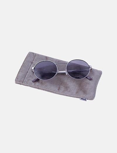 Gafas de sol montura metalica