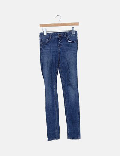 Jeans mid rise skinny fit