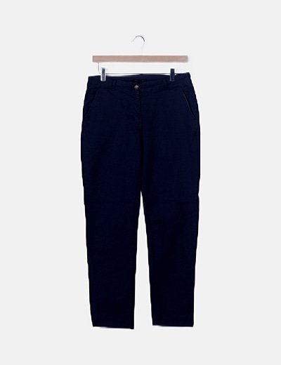 Made in Italy cigarette trousers