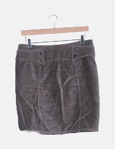 Purificación García mini skirt
