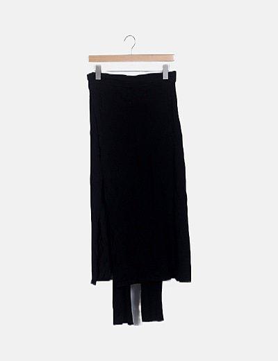 Jupe mi-longue Zara