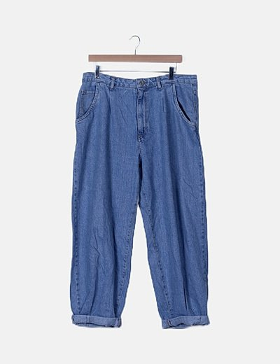 Jeans denim slouchy
