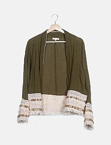 Kimonos da moda femininos a preços outlet I Compre em Micolet.pt