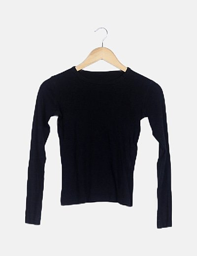 Camiseta basic negra