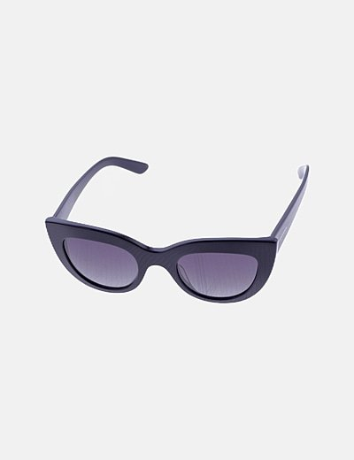 Gafas de sol cat eyes negras