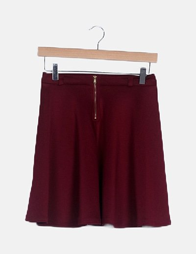 Stradivarius mini skirt