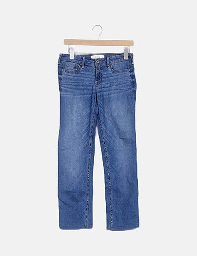 Pantalon coupe droite Hollister