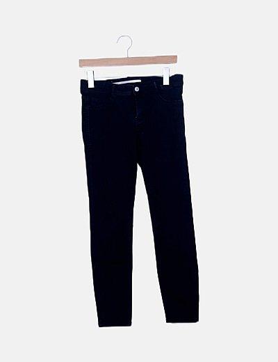 Pantalons slim Zara