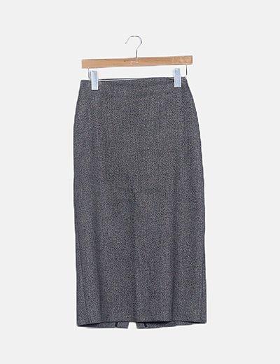 Jupe longue Zara