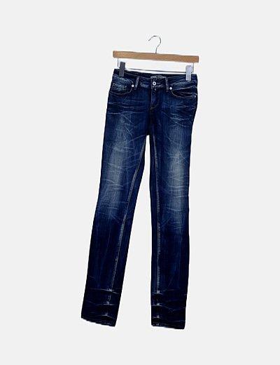 Jeans demin deslavado