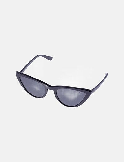 Gafas cat eyes negras by Gigi Hadid
