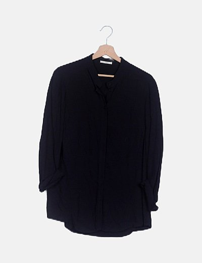 Camisa básica negra
